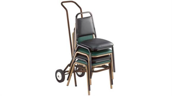 Stacking Chairs National Public Seating Chair Dolly