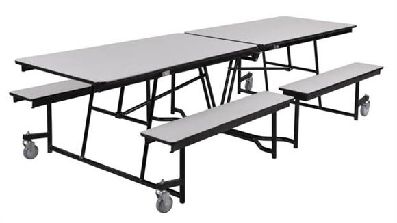 Cafeteria Tables National Public Seating 12