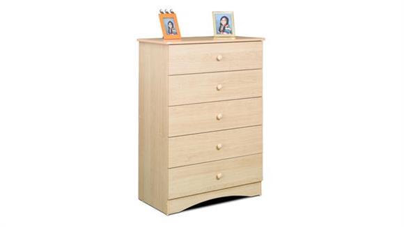 Dressers Nexera 5 Drawer Chest
