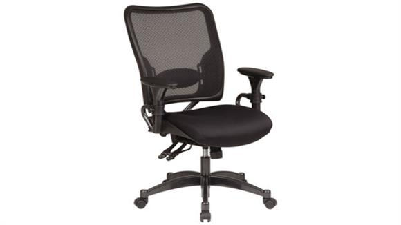 Office Chairs Office Star Office Star 6876 Chair with Leather Seat