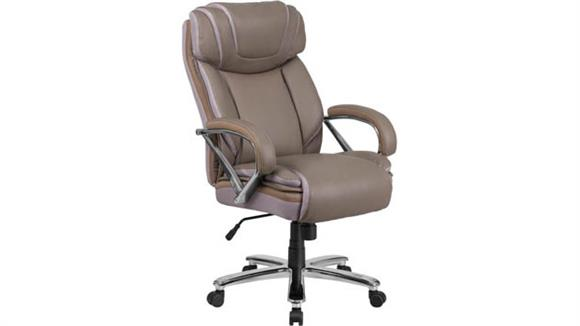 Big & Tall Innovations Office Furniture Big & Tall Leather Executive Swivel Chair
