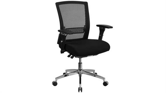 Big & Tall Innovations Office Furniture Big & Tall Mesh Executive Chair