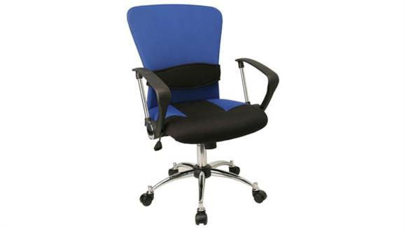 Office Chairs Innovations Office Furniture Mid-Back Swivel Chair with Arms