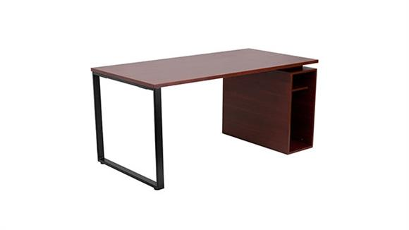 Computer Desks Innovations Office Furniture Mahogany Computer Desk