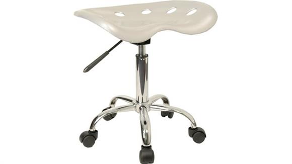 Drafting Stools Innovations Office Furniture Vibrant Silver Tractor Seat And Chrome Stool