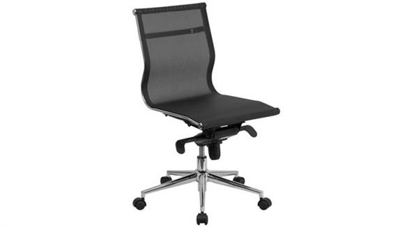Office Chairs Innovations Office Furniture Mid-Back Executive Swivel Chair