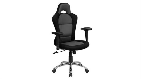 Office Chairs Innovations Office Furniture High-Back Mesh Swivel Chair with Bucket Seat