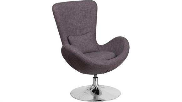 Side & Guest Chairs Innovations Office Furniture Fabric Reception Chair