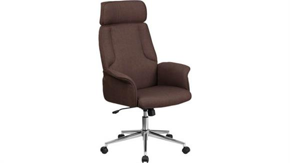 Office Chairs Innovations Office Furniture High Back Fabric Executive Chair
