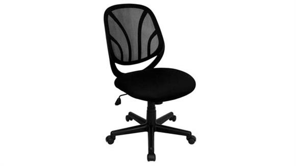 Office Chairs Innovations Office Furniture Mid-Back Mesh Swivel Chair