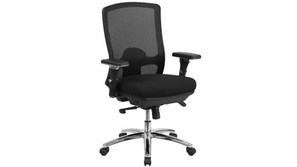 Big & Tall Innovations Office Furniture Big & Tall Mesh Multi-Function Chair