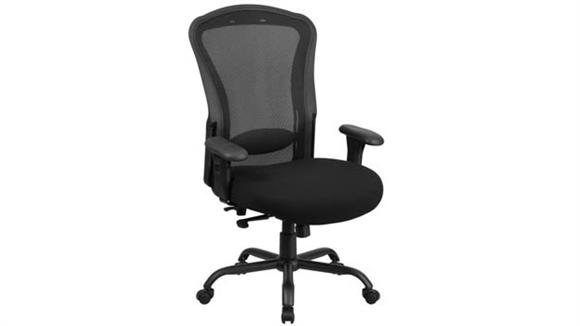 Big & Tall Innovations Office Furniture Big & Tall Mesh Multi-Function Chair