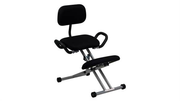 Office Chairs Innovations Office Furniture Kneeling Chair with Back and Handles