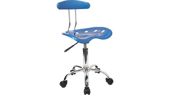 Drafting Stools Innovations Office Furniture Tractor Seat And Chrome Task Chair