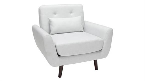 Accent Chairs OFM Fabric Lounge Chair