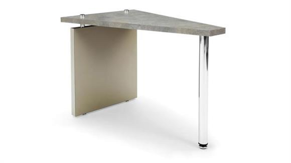End Tables OFM Profile Series Wedge Table