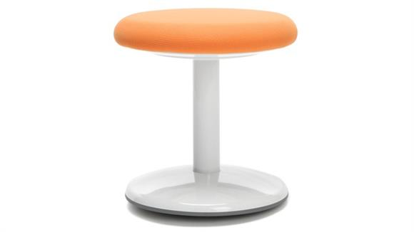 "Active - Balance - Wobble Stools OFM Active Stool, 14"" High - Fabric"