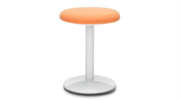 "Active - Balance - Wobble Stools OFM Active Stool, 18"" High - Fabric"
