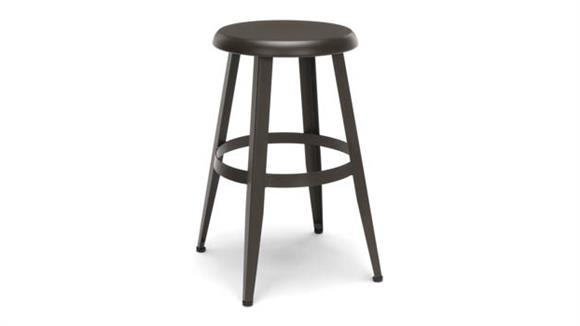 Counter Stools OFM Metal Stool 24""