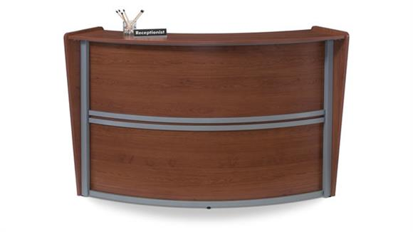 Reception Desks OFM Marque Single Reception Station