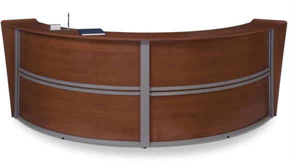 Reception Desks OFM Marque Double Reception Station