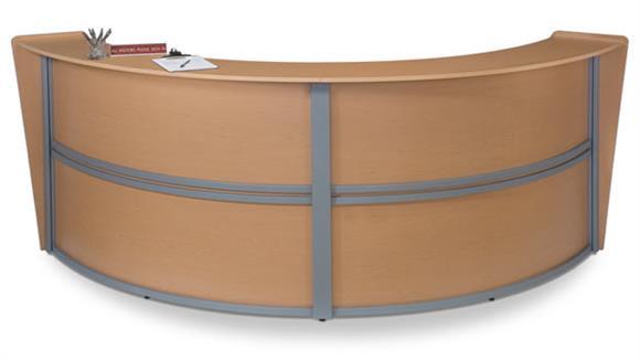 Reception Desks OFM Marque Double Reception Station
