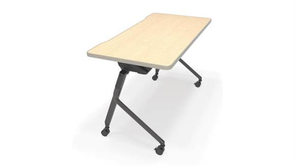 "Training Tables OFM 47"" Nesting Training Table"