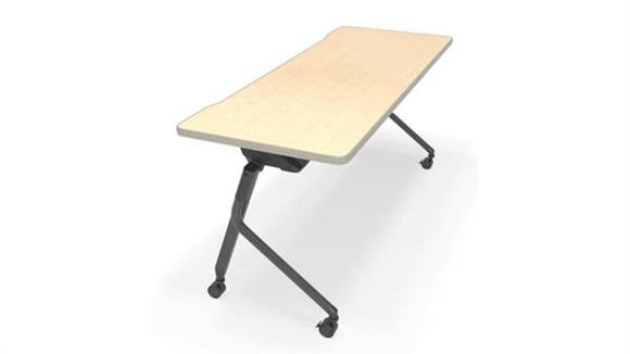 "Training Tables OFM 59"" Nesting Training Table"