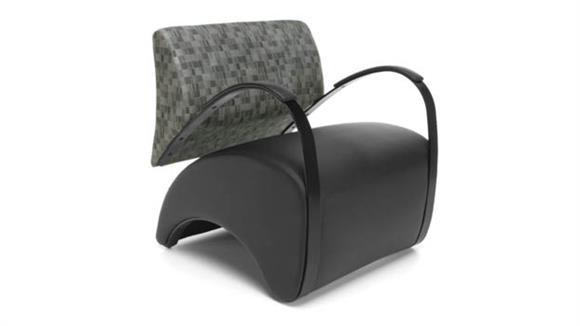 Side & Guest Chairs OFM Recoil Lounge Chair