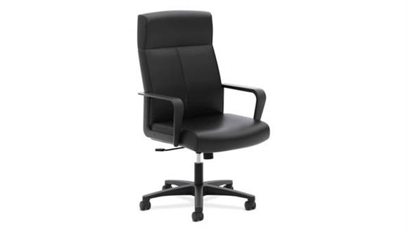 Office Chairs OFM Validate Executive Leather Chair