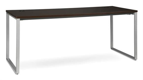 "Computer Desks OFM 72"" x 30"" Metal Leg Desk"