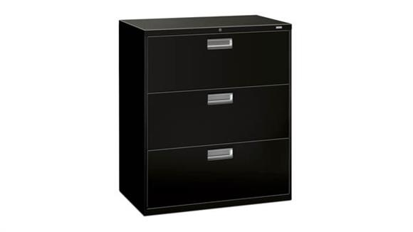 File Cabinets Lateral OFM Brigade 3-Drawer Lateral File