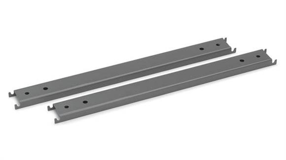 """Office Organizers OFM Double Cross Rails for 42"""" Wide Lateral Files - 2/PK"""