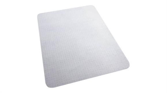 """Chair Mats OFM Rectangle Chair Mat 46""""x 60"""" for Carpet"""