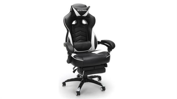 Gaming Chairs OFM Reclining Gaming Chair with Footrest