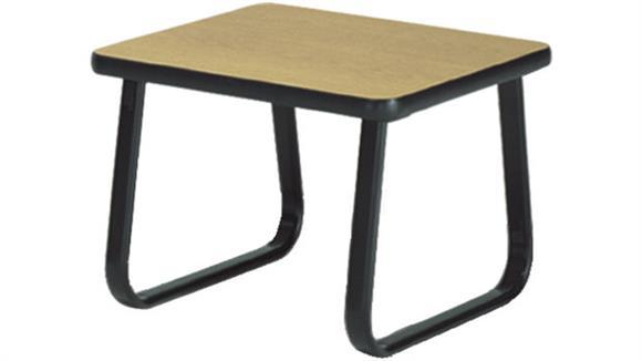 End Tables OFM Sled Base End Table