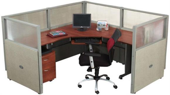 Workstations & Cubicles OFM Corner Workstation