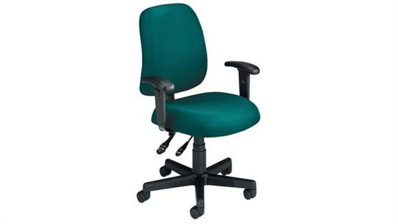 Office Chairs OFM Posture Task Chair with Arms