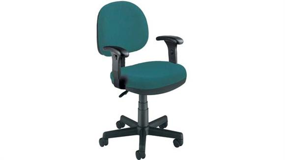 Office Chairs OFM Computer Task Chair with Arms