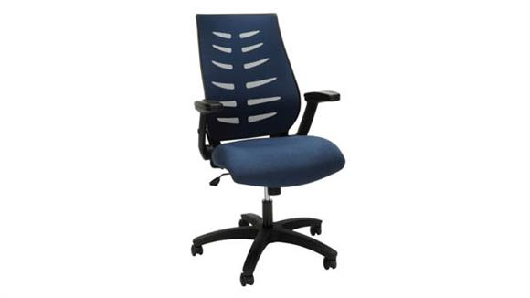 Office Chairs OFM Midback Mesh Office Chair