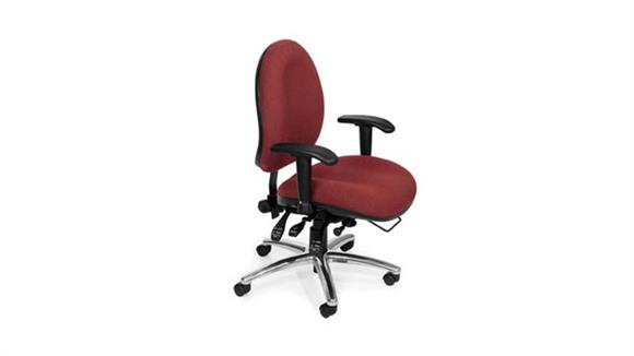 Office Chairs OFM 24 Hour Computer Task Chair