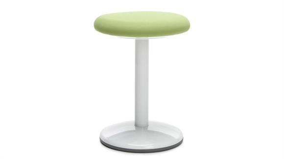 "Active - Balance - Wobble Stools OFM Static Stool 18"" High - Fabric"