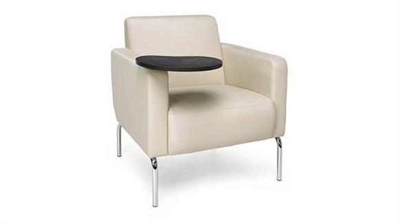Side & Guest Chairs OFM Modular Lounge Chair with Tablet