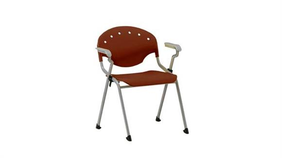 Stacking Chairs OFM Rico Stack Chair with Arms
