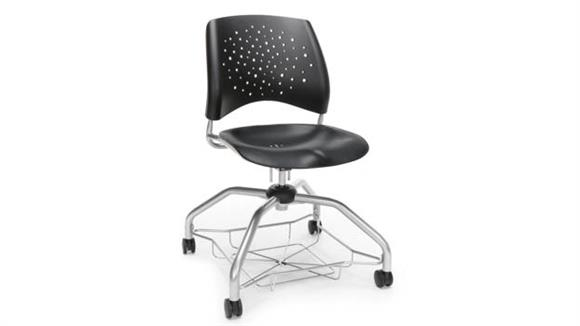 Office Chairs OFM Plastic Chair