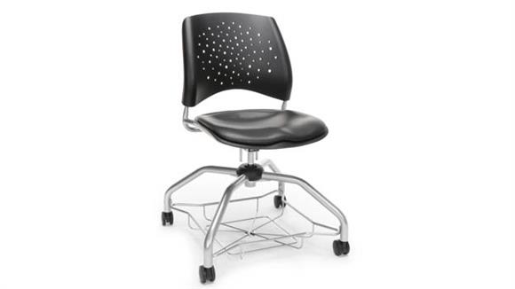 Office Chairs OFM Vinyl Chair
