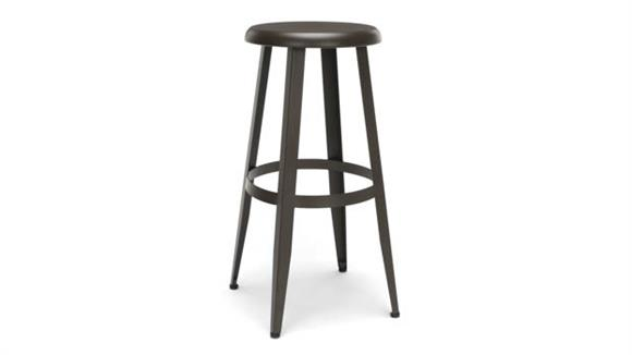 """Counter Stools OFM 30"""" Metal Stool"""