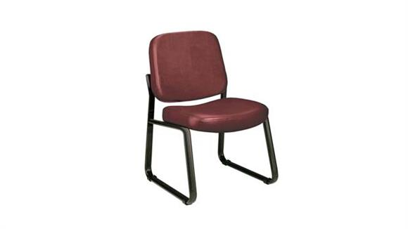 Side & Guest Chairs OFM Vinyl Guest Chair