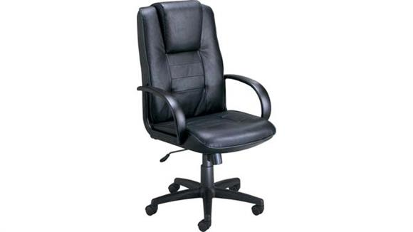 Office Chairs OFM High Back Leather Chair