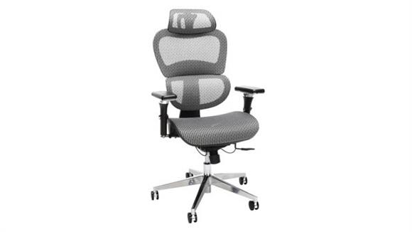 Office Chairs OFM Mesh Chair with Head Rest